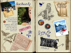 scrapbook by rach-electric.deviantart.com on @deviantART
