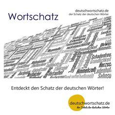 Wortschatz - deutschwortschatz.de / der Schatz der deutschen Wörter