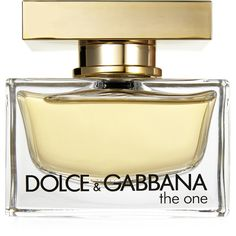 Dolce&Gabbana The One Eau De Parfum 1.0 oz. Spray (€28) ❤ liked on Polyvore featuring beauty products, fragrance, white, eau de parfum perfume, spray perfume, edp perfume, dolce gabbana fragrances and eau de perfume