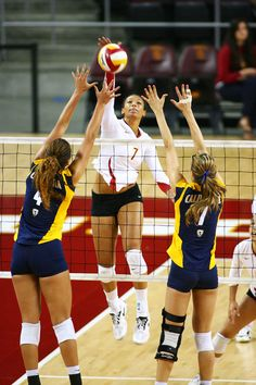 Spike · Junior outside hitter Alex Jupiter's kill gave the Women of ...