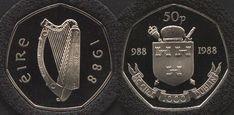Irish Commemorative Coins | Decimalisation andCurrent Coinage (1969 to 2000)