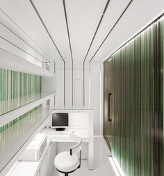 Dental Clinic by MMVArquitecto