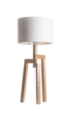 Nordic Table Lamp from Rove Concepts Kure Collection | Click photo for details