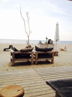 Noordwijk aan Zee NL strandclub Witsand