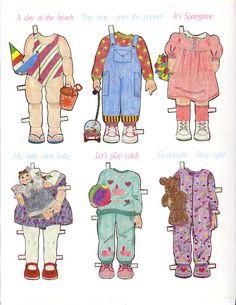 Magazine Paper dolls - DollsDoOldDays - Picasa Web Albums* 1500 free paper dolls at Arielle Gabriels International Paper Doll Society also free paper dolls at The China Adventures of Arielle Gabriel *