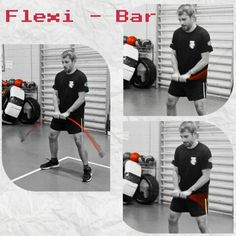 Vibration Training / Flexi - bar.