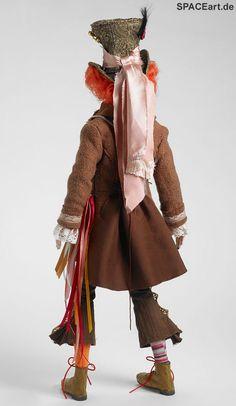 Alice im Wunderland: Hutmacher - Deluxe Figur, Fertig-Modell, http://spaceart.de/produkte/awl002.php