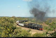 RailPictures.Net Photo: 414 National Railways of Zimbabwe 4-6-4+4-6-4 at Nyamandhlovu, Zimbabwe by Fabrice Lanoue