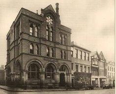 Post Office Shrewsbury