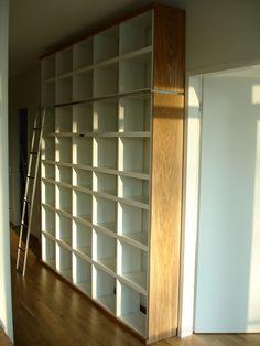 Bauhaus Holzregal design stahl sideboard bestseller 028 stahlmöbel metallmöbel