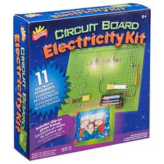 Scientific Explorer Electricity Kit Mini Lab * For more information, visit image link.Note:It is affiliate link to Amazon.