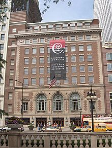 Chicago Symphony Orchestra - Wikipedia, the free encyclopedia