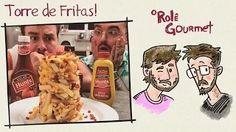 Rolê Gourmet - YouTube