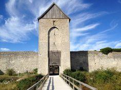 Dalman's gate, #Visby #Gotland