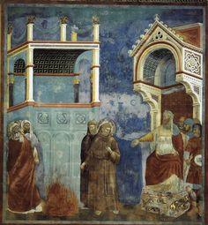 salotto culturale stabia: Le storie di San Francesco nella Basilica superiore di Francesco Staiano