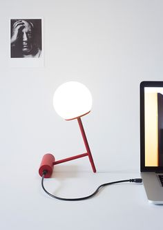 Phare Portable Lamp By Stanislaw Czarnocki | Http://www.yellowtrace.com