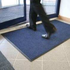 How To Choose The Right Entrance Mats For Domestic And Commercial Premises - Branded Mats