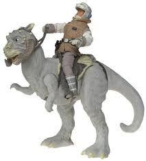 "12"" Scale Hasbro Luke on TaunTaun"