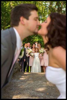 Davis Wedding - love the expression on the flower girl in this one. Photography by : Paul Joseph Lorio III @2014 #creativeweddingphotography #cuteflowergirl #uniqueweddingphotography