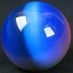cat eye gem sphere