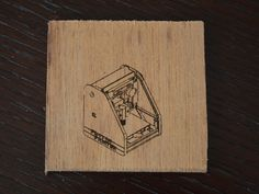 The printed photon printer, a micro laser engraver by Stephen Brockett, is the result of a weekend project that just kept on going, with both the fun and rew Graveuse Laser, Weekend Projects, Gravure, 3d Printer, Mini, How To Make, Prints, Raspberry, Raspberries