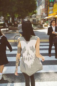 simply walking