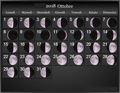 Taglio capelli luna ottobre 2018