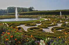 Gardens of Augustusburg palace