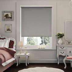 Sevilla Tranquility Dove Blackout Roller Blind Bedroom Blindsbedroom Windowsmaster