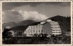 hotel tamanaco   Hotel Tamanaco Caracas Venezuela South America