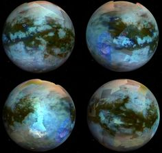 Global Map of the Surface of Titan