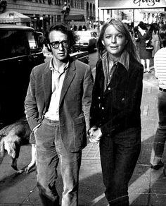Woody Allen a Diane Keaton