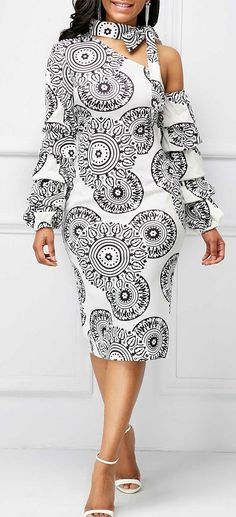 Hey Guys, We want you to take seat and watch these Ankara styles that are too dapper for you to ignore. We can tell you that these Ankara styles are creative, classy and exciting to have. African Attire, African Wear, African Dress, Cute Dresses, Casual Dresses, Short Dresses, Chiffon Dresses, Ladies Dresses, Dresses Dresses
