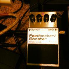 Boss Feedbacker pedal