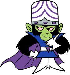 Mojo Jojo  Serie: Las Chicas Superpoderosas  Cadena Original: Cartoon Network  (1998-2005)