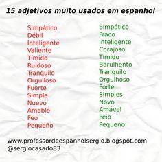 Spanish Grammar, Spanish Language, Learn Brazilian Portuguese, Portuguese Lessons, Portuguese Language, Learning Spanish, English, Motivation, Education