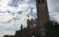 #CastellaroLagusello: un #borgo, un #castello, un #lago ... per un tuffo in un romantico scenario #medievale