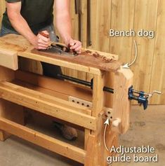 3 Classic Vises made with Pipe Clamps Increase your bench's versatility on a budget. By Chad Stanton As a professional woodworker, leaving the comfort of my shop to work on a jobsite is part of the routine. I always take along a portable bench that's equipped with three inexpensive vises made with pipe clamps. They're durable and simple to operate. To build them, all you need is some plywood and …