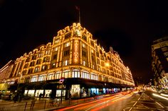 Harrods, Knightsbridge, London | Flickr - Photo Sharing! Harrods Knightsbridge, Homeland, Louvre, British, London, Building, Summer, Wanderlust, Bucket