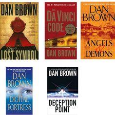 Any Dan Brown Book
