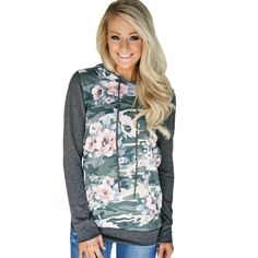 4ace8ebe74 LIVN SIMPLY Women s Light Weight Hoodie Hoodie