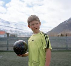 Chantal Anderson, Youth Culture in Remote Iceland