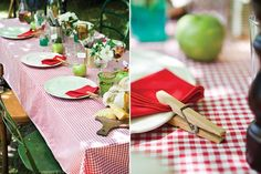 Ideas para decorar una mesa familiar   ESPACIO LIVING