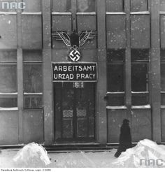 Lublin Urząd Pracy 1940