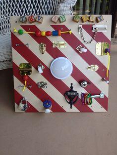Mi is az a matató tábla? Egy nagyszerű ötlet kicsiknek! Képesség fejlesztő játék!