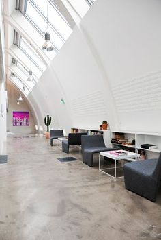 cool Creative Office: JWT Advertising Agency in Finland...