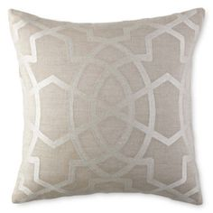 "Paloma 20"" Square Decorative Pillow  found at @JCPenney"