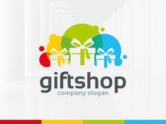 Giftshop Logo Template