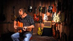 Stephen Stills Talks Gretsch