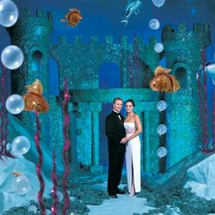 @lexibrazelton Atlantis prom theme... Atlantic Castle Kit | Anderson's - Item| Anderson's - Item # 401H0 - Rising up from the ocean floor, this majestic Atlantis Castle stands 14' high and 20' wide. Description from pinterest.com. I searched for this on bing.com/images